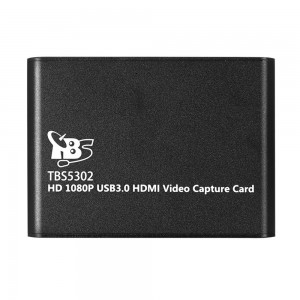 TBS-5302, USB 3.0 HDMI Capture-Box